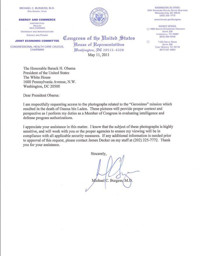 u s  congressman michael c  burgess   26th district of texas